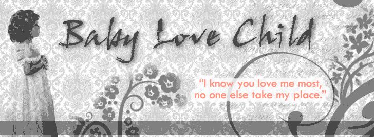 Baby Love Child banner